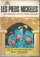 """LES PIEDS NICKELES N° 38  """" NE VEULENT PAS SE FAIRE ROULER  """" - PELLOS - - Pieds Nickelés, Les"""