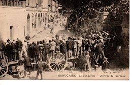 30 BEAUCAIRE GARD TAUREAUX CAMARGUE TAUREAU - Beaucaire