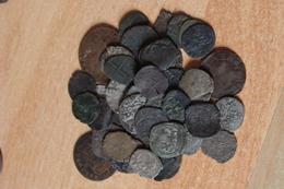 Lot 45 Monnaies Medievales Et Royales  (&0007) - 987-1789 Monnaies Royales