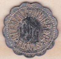 07 . Ardèche . Faugier Clément (conserve De Fruit Et Légumes) Privas.  30 Centimes - Monétaires / De Nécessité