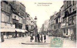 78 SAINT-GERMAIN-en-LAYE - Rue Du Vieux Marché - St. Germain En Laye