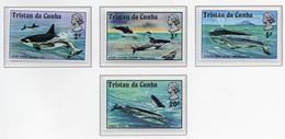 1975 - TRISTAN DA CUNHA - Yv.  Nr. 201/204 - NH - (UP131.3) - Tristan Da Cunha