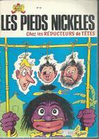 """LES PIEDS NICKELES N° 42  """" CHEZ LES REDUCTEURS DE TETES  """" - PELLOS - - Pieds Nickelés, Les"""