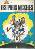 """LES PIEDS NICKELES N° 45  """" POLICIERS DE LA ROUTE  """" - PELLOS - - Pieds Nickelés, Les"""