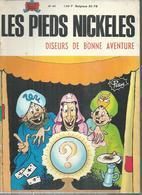 """LES PIEDS NICKELES N° 46  """" DISEURS DE BONNE AVENTURE  """" - PELLOS - - Pieds Nickelés, Les"""