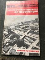 Assemblée Plénière De L'épiscopat Français (livre De 63 Pages De 17,5 Cm Sur 11 Cm) - Religion & Esotérisme