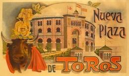 @@@ MAGNET - NUEVA PLAZA DE TOROS, Bull Fighting - Publicitaires
