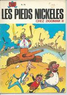 """LES PIEDS NICKELES N° 76  """" CHEZ ZIGOMAR II  """" - PELLOS - - Pieds Nickelés, Les"""