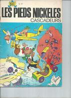 "LES PIEDS NICKELES N° 77  "" CASCADEURS  "" - PELLOS - - Pieds Nickelés, Les"