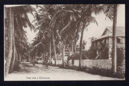 AFRIQUE - DAHOMEY - Une Rue à Cotonou - Dahomey