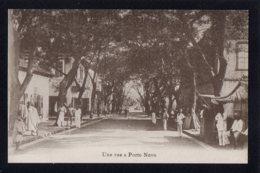 AFRIQUE - DAHOMEY - Une Rue à Porto Novo - Dahomey
