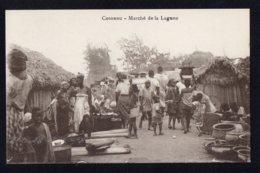 AFRIQUE - DAHOMEY - COTONOU - Marché De La Lagune - Dahomey