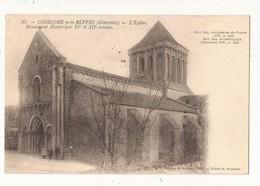 Charente Courcouronne Près Ruffec L'église - Ruffec