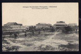 AFRIQUE - DAHOMEY - Vue De Cotonou (côté Ouest) - Dahomey
