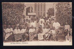 AFRIQUE - DAHOMEY - Les Chefs D'Abomey - Dahomey