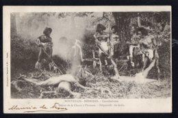 OCEANIE - VANUATU - Nouvelles Hébrides - Cannibalisme - Retour De La Chasse à L'Homme - Préparatifs Du Festin - Vanuatu