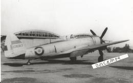 PHOTO AVION REPUBLIC P47 228363 A AGADIR EN 1945 ECOLE DE PERFECTIONNEMENT DE LA CHASSE A MARRAKECH 10X15CM - 1946-....: Ere Moderne