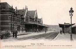 CINEY LA GARE - Ciney