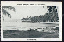 OCEANIE - ILES SALOMON - Baie De Visale - Salomon
