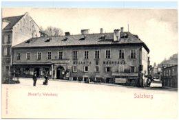SALZBURG - Mozart's Wohnhaus - Altri