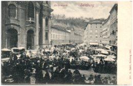 SALZBURG - Frünmarkt - Altri