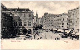 WIEN - Kärntnerstrasse - Wien Mitte