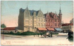 OSTENDE - La Place Van Der Zweep - Oostende