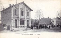 13 - Bouches Du Rhone -  PUY SAINTE REPARADE - La Poste - Autres Communes