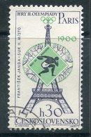 Y85 Czechoslovakia 1965 1523 Olympic Medals Of Czechoslovakia. Olympiad Paris 1900 - Summer 1900: Paris