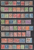 DENMARK Lot Of Used Stamps - Good Variety - Collections