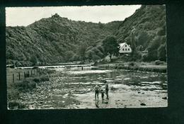 AK Bourscheid, Hotel Week - End, Burscheid, Gel. 1952 (5562) - Diekirch