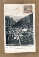 CPA - CABO-VERDE (CAP-VERT) -  Grande-Icha De Santo Antao - Aspecto Da Villa Da Ribeira+ En 1905 - Cap Vert