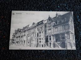 Westende, Villas Sur Le Digue, 1912, Timbre  (Y6) - Westende