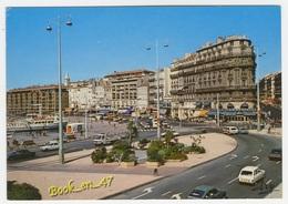 {75730} 13 Bouches Du Rhône Marseille , Le Quai Du Port ; Animée , Voitures - Marseille