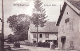 68 - Haut Rhin -  CHAUX - Route De Belfort - France