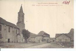 1719 - BIERT, Près MASSAT - LE CENTRE DU VILLAGE ( Animées ) - France