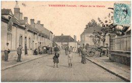 45 VARENNES - Place De La Mairie - Autres Communes
