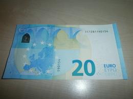 20 EUROS (Z Z002 C4) - 20 Euro