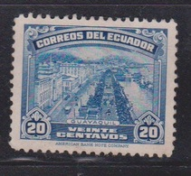 ECUADOR Scott # 408A Mint NO GUM - Ecuador
