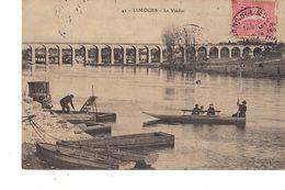 87 LIMOGES VIEUX PONT ST MARTIAL - Limoges