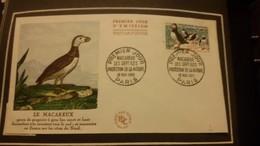 1°  Jour.d'émission..FDC ..1960 .. Protection De La Nature  LE  MARCAREUX - Joint Issues
