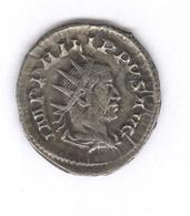 Antoninien Philippe I  - Fides Exercitus - Monnaie Rome Antique - 5. L'Anarchie Militaire (235 à 284)
