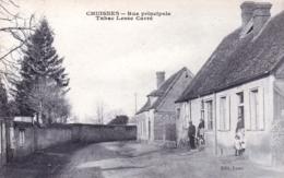 28 - Eure Et Loir - CHUISNES - Rue Principale - Tabac Lesec Carré - Autres Communes