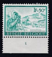 Belgie Plaatnummer COB** 1391-1393.1 - 1961-1970