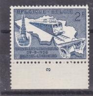 Belgie Plaatnummer COB** 996.3 - ....-1960