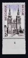 Belgie Plaatnummer COB** 1685.2 - 1971-1980