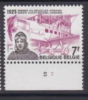 Belgie Plaatnummer COB** 1782.2 - 1971-1980