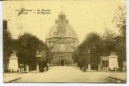CPA - Carte Postale - Belgique - Scherpenheuvel - La Basilique - 1927 ( DD7245) - Scherpenheuvel-Zichem