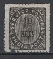 Indie Portoghesi 1876 Y.T.29 */MH VF/F - India Portoghese