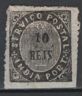 Indie Portoghesi 1877 Y.T.32 */MH VF/F - India Portoghese
